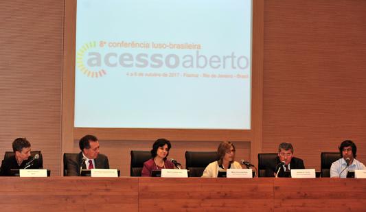 8.ª Conferência Luso-Brasileira de Acesso Aberto