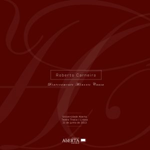 Doutoramento Honoris Causa | Roberto Carneiro